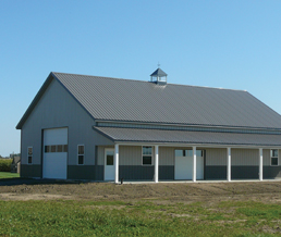 Pole Barn Cost Estimator & Pricing Calculator | Kempsville