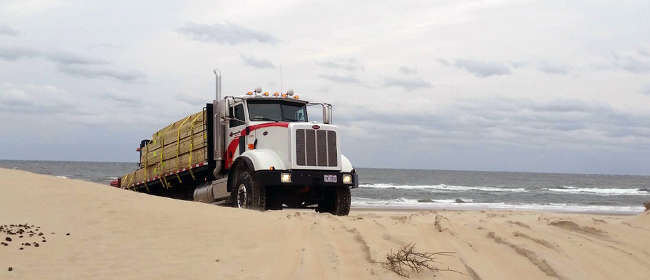 Quality Building Materials From The Outer Banks To